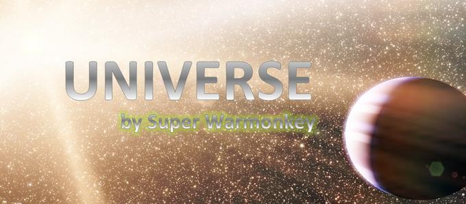 Universe SWM Logo