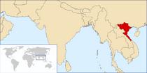 LocationNorthVietnam