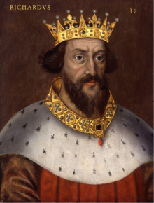 King Richarde the Great