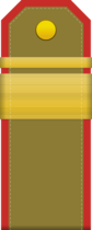 Islandese Chief Sergeant (Army) (Paradise Island's World)