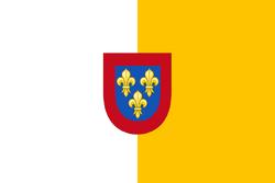 Flag of the French-Spanish Condominium