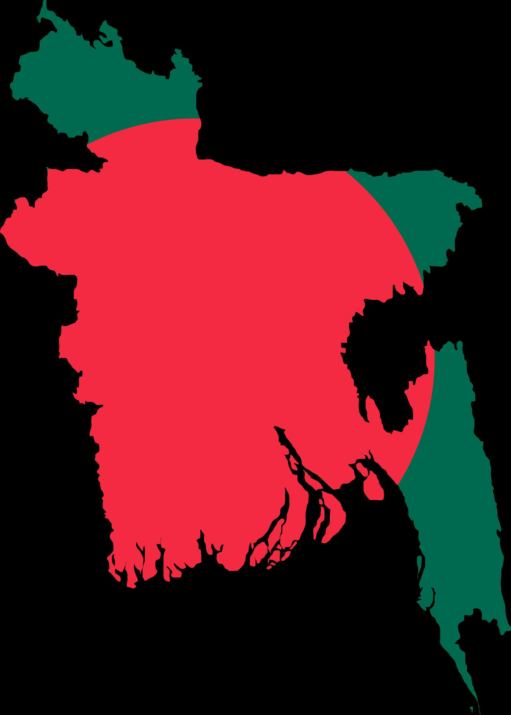 Image Flagmap Of Bangladeshpng Constructed Worlds Wiki - Bangladesh map