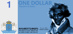 1 Kanian dollar