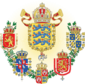 Imperial Coat of Arms of Scandinavia