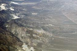 San Bernardino Mountains Mojave Desert