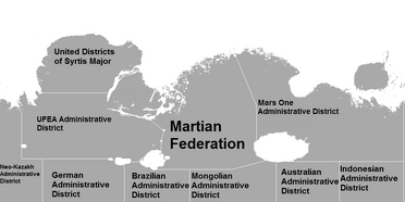 Mars political 3