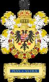 Coat of arms of the Kingdom of La Plata