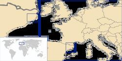 Location of Llofriu