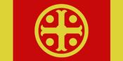Peloponnesian empire flag by rarayn-d4lt1mv
