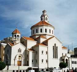 Cathedral of Saint Catherine of Alexandria in Avalon