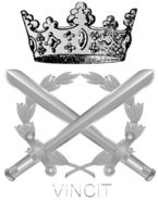 25th Armoured Company insignia