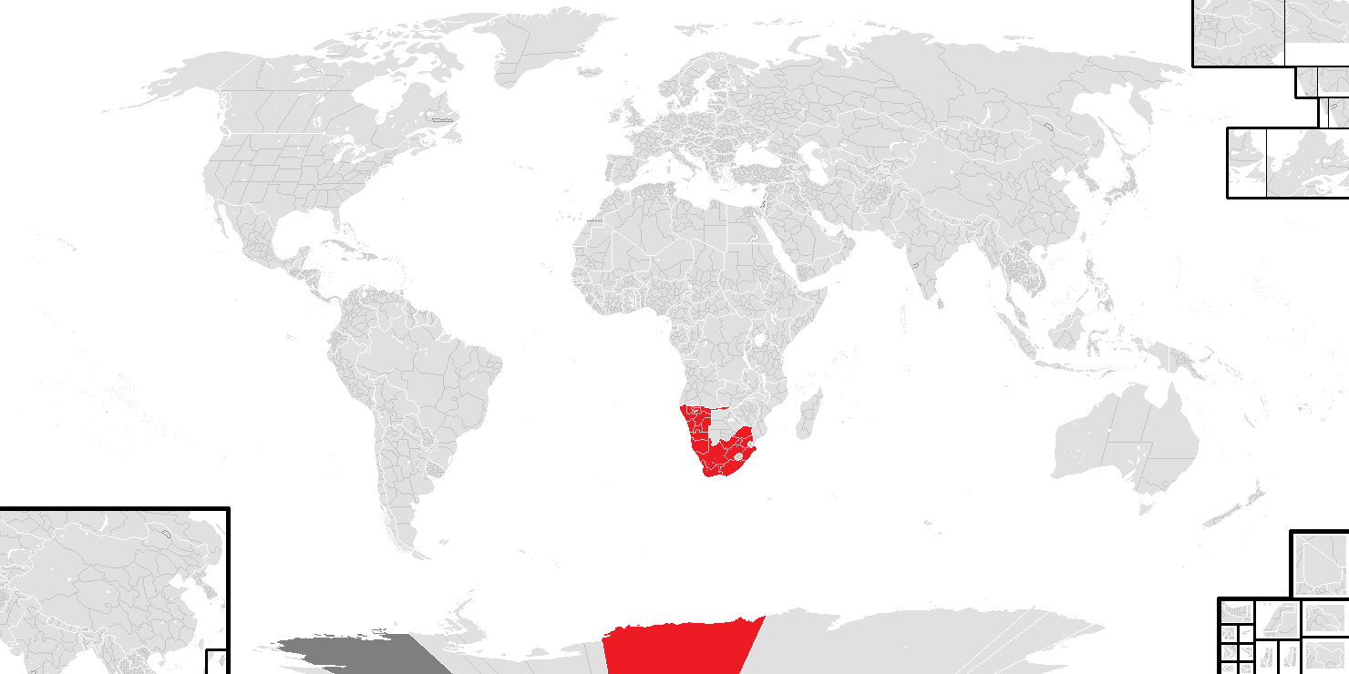 Republic of South Africa | Constructed Worlds Wiki | FANDOM