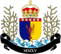 Coat of arms of the Duke of Cabo