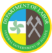 Seal of the Ivalician Department of Labor