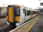 Alton Train 375 in Dorringham