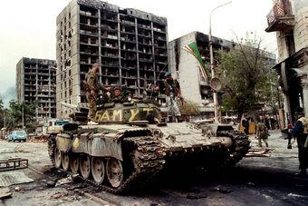 Drugi Cecenski rat | Саграђена света Wiki | Fandom