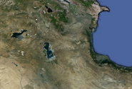 Geographical North Iran