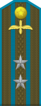 Islandese Lieutenant Colonel (Air Force) (Paradise Island's World)