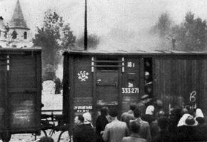 Baltia June deportation 1941