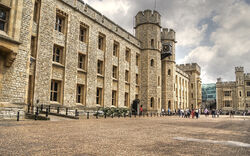 West Barrack, Tower of London National Borough