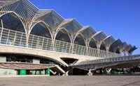 An Bha nan Eirith Ghreine Central Station