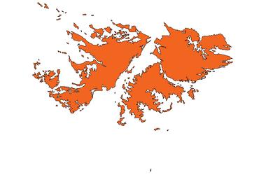 Falklands Blank