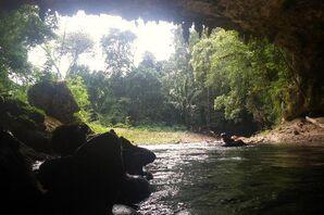 Espanola Ridge Cave