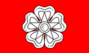 White Rose Flag