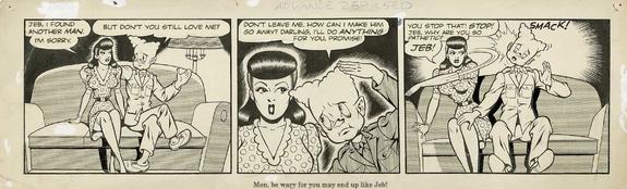 Jeb 1940s comic