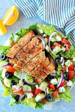 Overhead-shot-of-salmon-salad