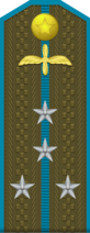 Islandese Captain (Air Force) (Paradise Island's World)