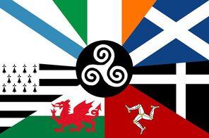 Celtic Union Flag