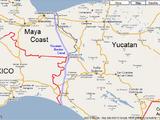 Yucatan Border Canal