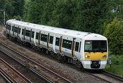 Alton Train 376 in Millford Junction