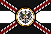 Gänsernding flag