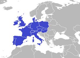Federation of the european states