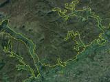 Border irregularities of the Highlands-Lowlands Border