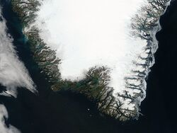 Southern coast of Nordland