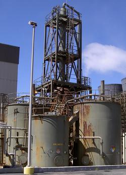 Stretford reactor