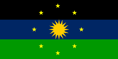 Flag of United Trowo