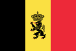 Flag of Belgian Empire