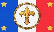 French flag (Republic) (MultiChronos)