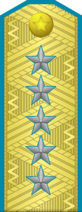 Islandese General (Air Force) (Paradise Island's World)