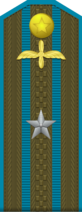 Islandese Commandant (Air Force) (Paradise Island's World)
