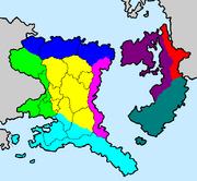 Grand Balisar Regions