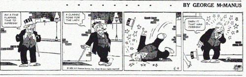 Jeb 1930s comic