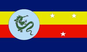 Flag of CSAN