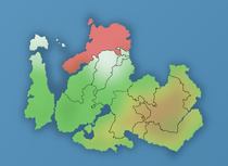 Northlandmap
