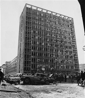 SLA bombing, 1966