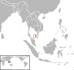 Location of Panau